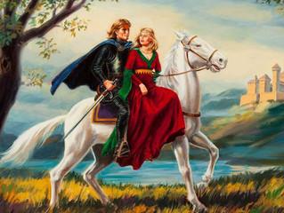 Рыцари среди нас. Или как мысли о возлюбленной превращают мужчин в рыцарей