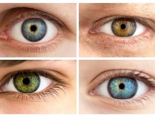 Глаза и лица, которые являются наиболее привлекательными и вызывают доверие