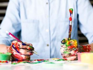 Творческие, юмористические и креативные мужчины более привлекательны.