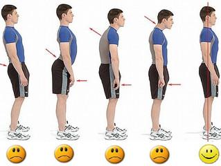 Польза от прямой осанки или Чудодейственное воздействие прямой спины.