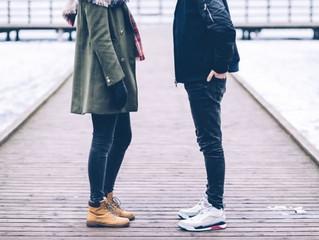 Как сделать расставание с партнёром менее болезненным?