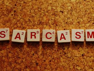 Сарказм может стимулировать творческое мышление