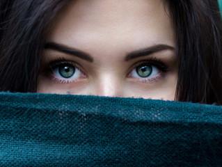 Самый привлекательный цвет глаз