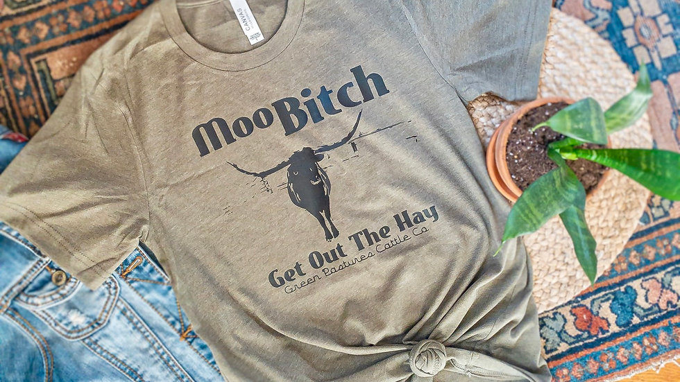 Get Out The Hay T-shirt