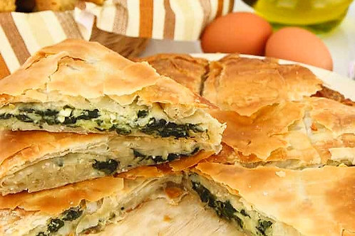 SPINACH & CHEESE - Traditional Burek