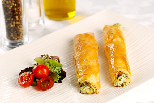 SPINACH & CHEESE - Fingers