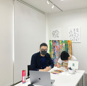 internet gallery FLAT展