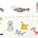 MONSTER &ANIMAL