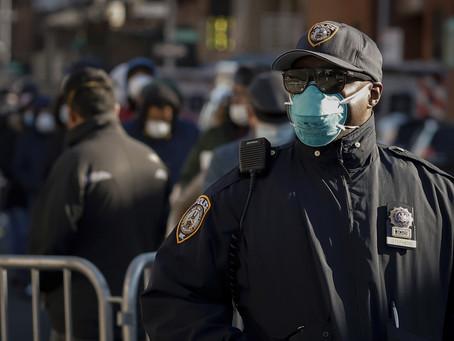 Более 1000 сотрудников NYPD заразились коронавирусом