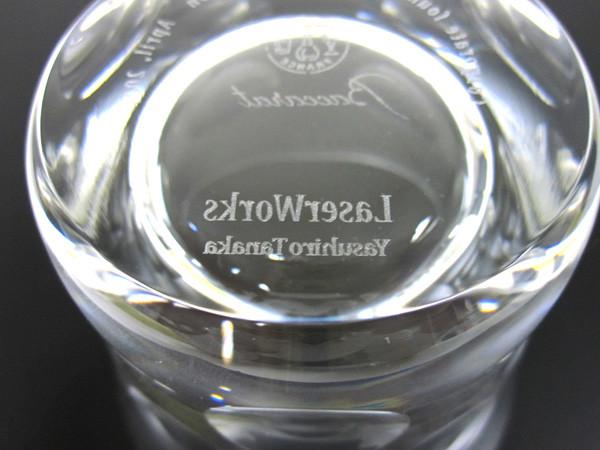 ガラス彫刻
