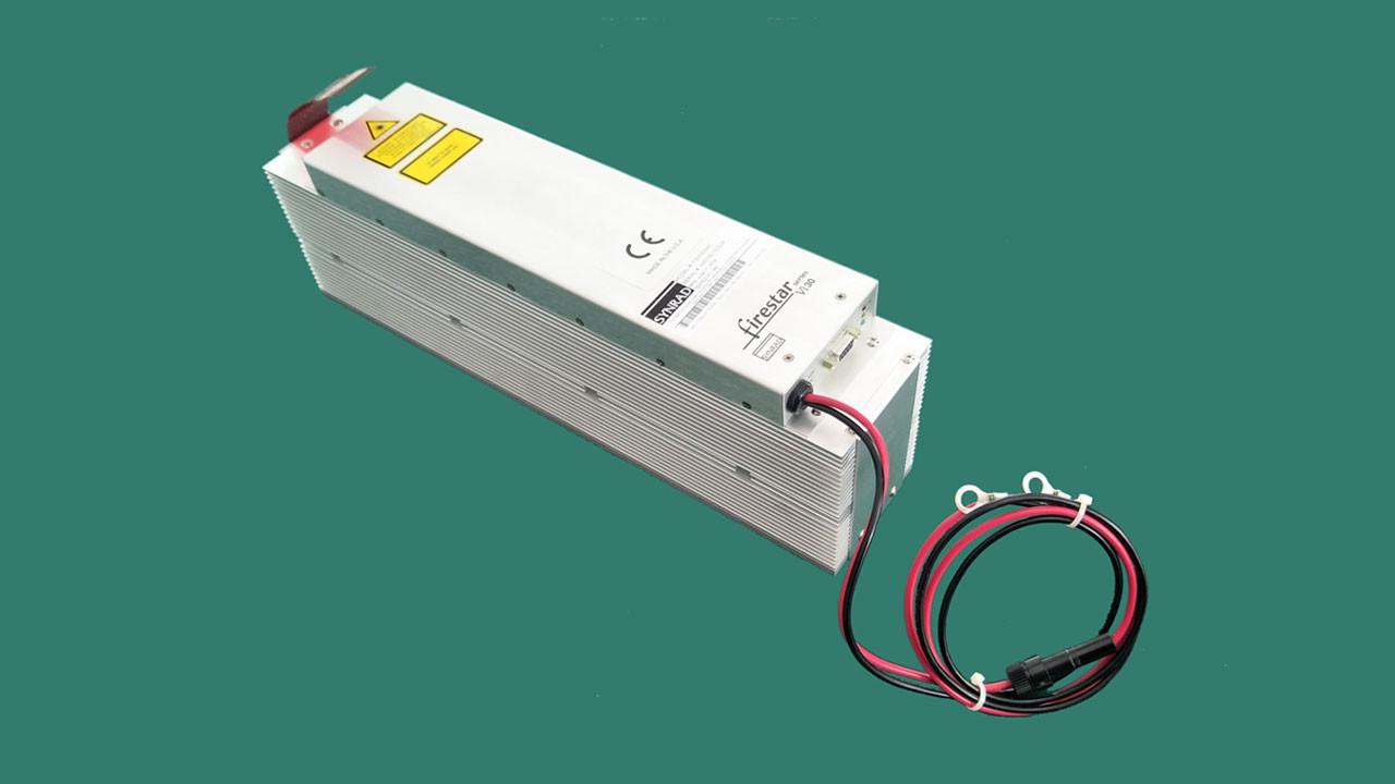 RFメタルレーザー発振器
