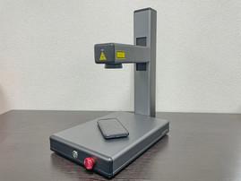 ポータブルレーザーマーカー LW-SMARTデモ機が入荷