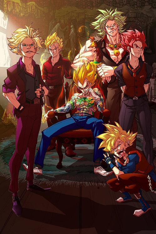 The Dragon Mafia