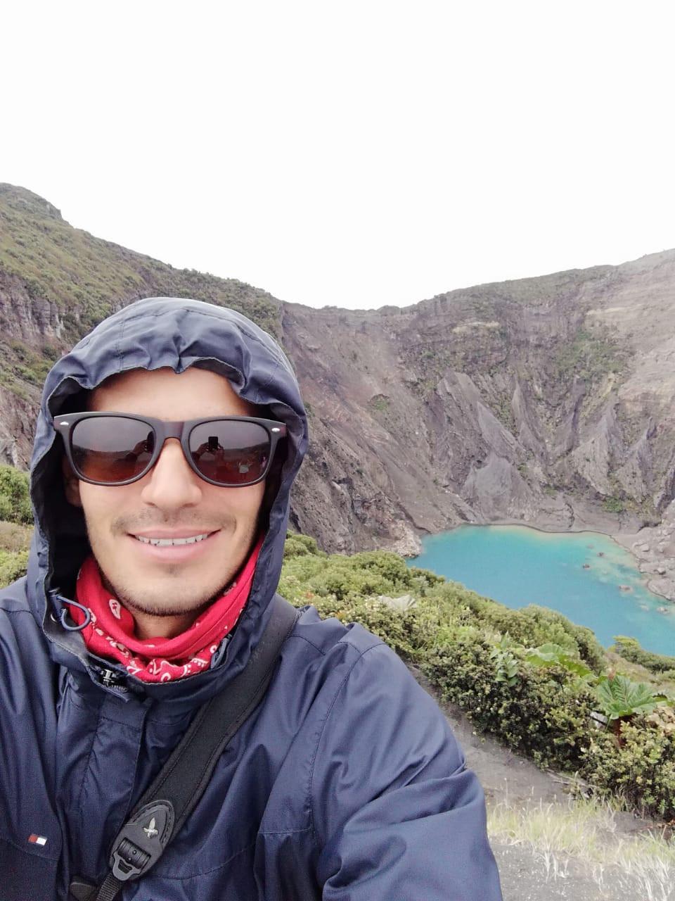 Main Crater - Poas Volcano
