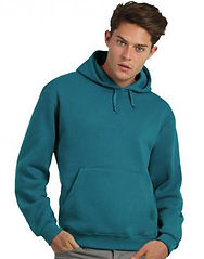 Sérigraphie sweat shirt , • 280 g/m2 • 80% coton ring spun peigné, 20% polyester • capuche doublée avec lien coulissant