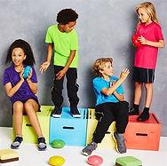 flocage tee shirt enfants sport