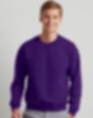 Impression sweat shirt ,270 g/m2 (White: 255 g/m2)  50% coton, 50% polyester  coton open end (fil air jet)  encolure ronde  manches set-in  bord élastiqué aux poignets et à la base  surpiqûre  structure tubulaire.