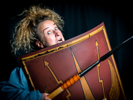 Playing Queen Boudica for Talking Deads