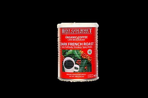 300g Organic Dark French Roast