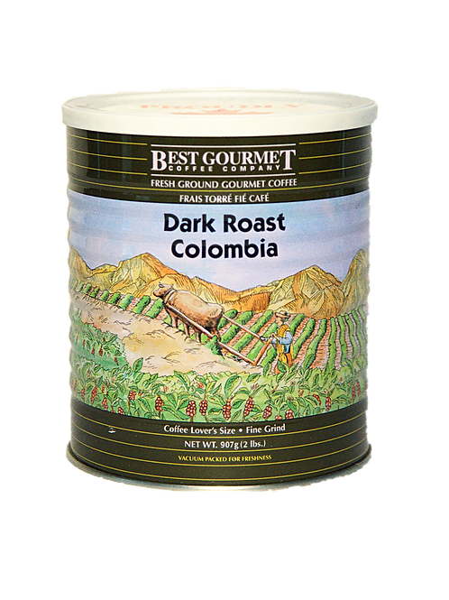 800g Dark Roast Colombia