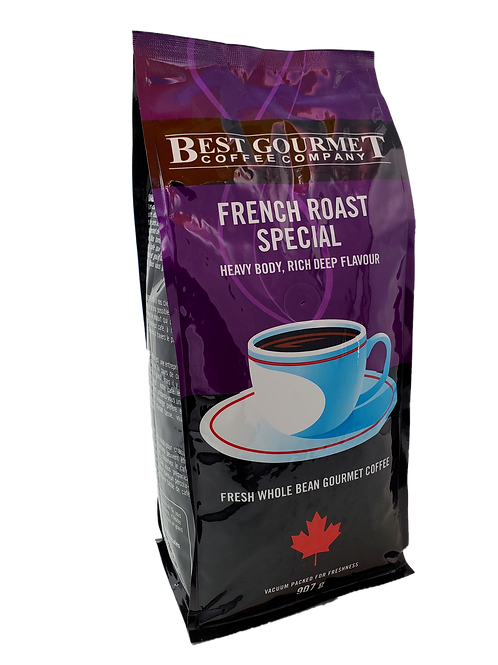 2 lb TRADITIONAL French Roast Special