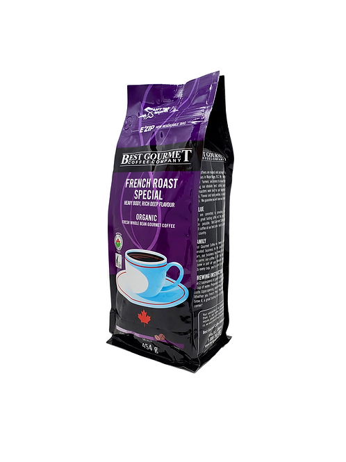 1lb Organic French Roast Special