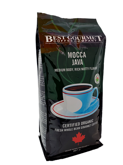 2 lb TRADITIONAL Mocca Java
