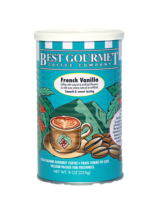 225g French Vanilla
