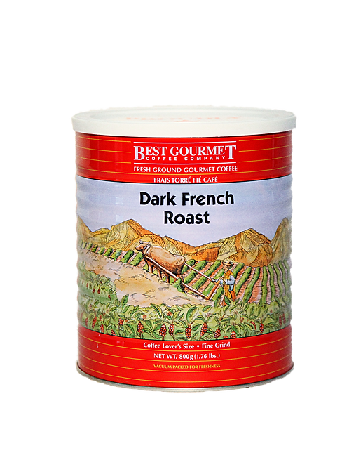 800g Dark French Roast
