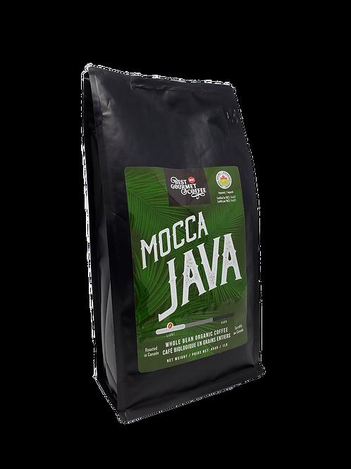1 lb Organic Mocca Java