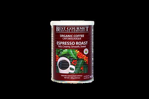300g Organic Espresso Italia - Drip Grind