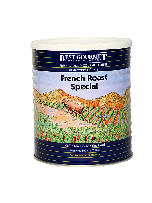800g French Roast Special