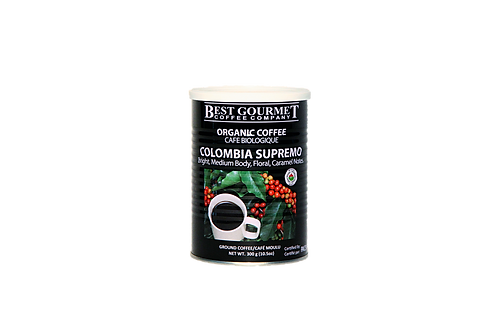 300g Organic Colombia -Drip Grind