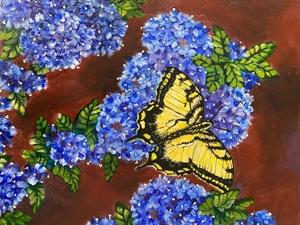 Swallowtail Rest 11x14 newsletter