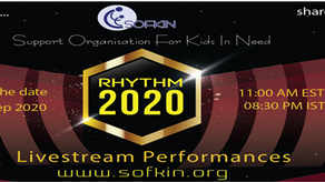 GETTING IN TO RHYTHM 2020