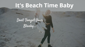 """The """"Parachute Blanket"""" - Pros and Cons of dropping in on the beach with one"""