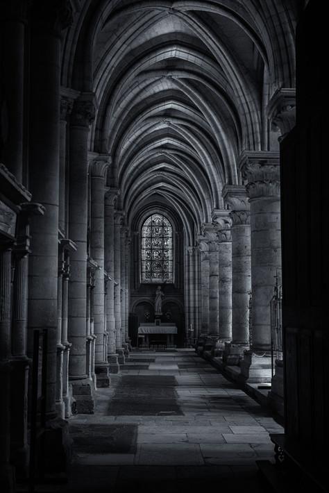 Basilique, Laon, Picardie, France