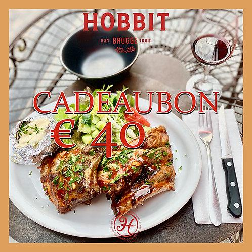 CADEAUBON 40