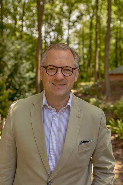 CEO Charles Heidsieck champagne