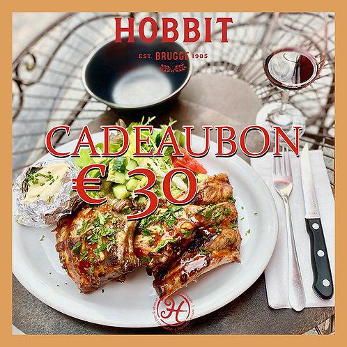 CADEAUBON 30