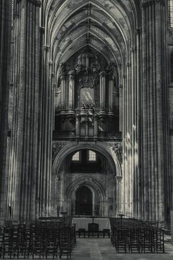 Basilique Saint-Quentin, France
