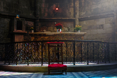 Basilique Saint-Quentin, Basiliek.