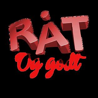 Råt og godt logo