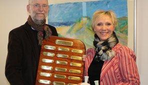 DragsholmRevyen turistprisen 2012