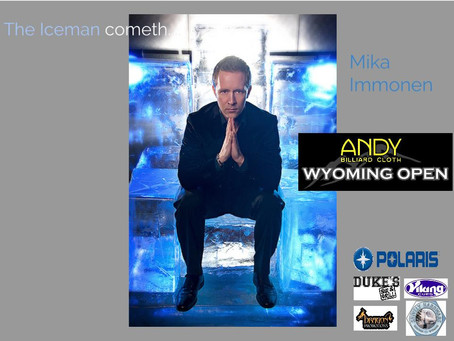 The Iceman Cometh to WY