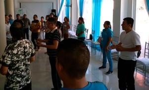 Iniciamos capacitación en protección y prevención de violencia para docentes de Sucumbíos