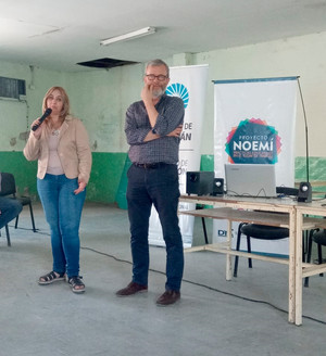 #ProyectoNoemi: capacitan a directores y docentes de escuelas técnicas de Tucumán en el sistema PELT