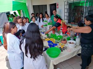 Feria para la promoción y prevención de la salud