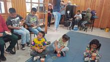Deportes, juegos y arte para erradicar el trabajo infantil