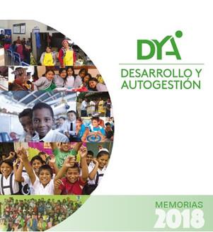 DYA Memoria 2018